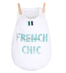 "Майка ""Organic French Chic"" / 1528 LD"